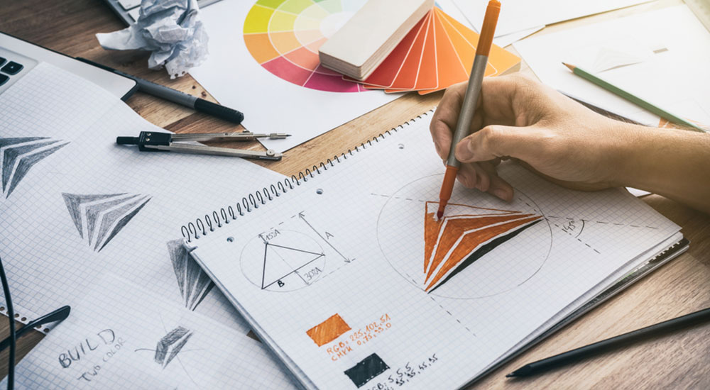 Logo Design Trends 2020: A Blast of Colors and Shapes