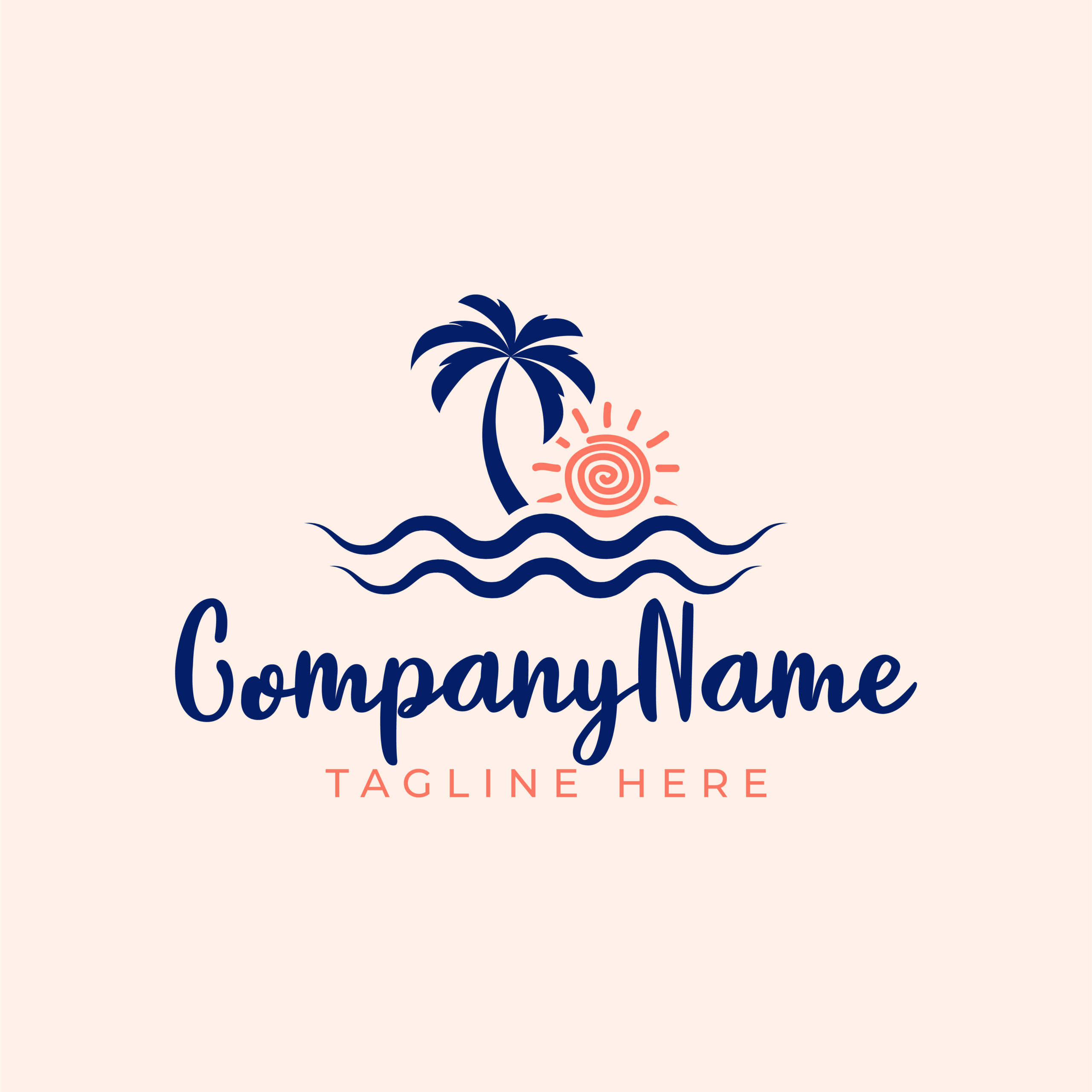Aqua Logos