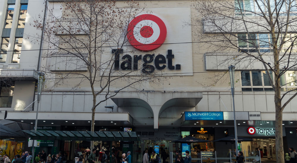 The History Of Target's Logo
