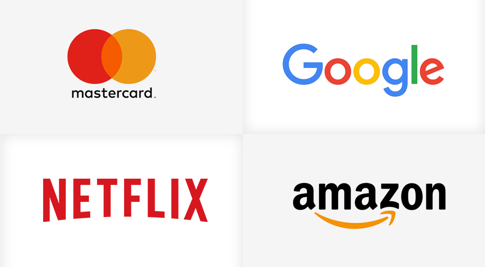 Text Logos vs Abstract Logos, What's the Difference