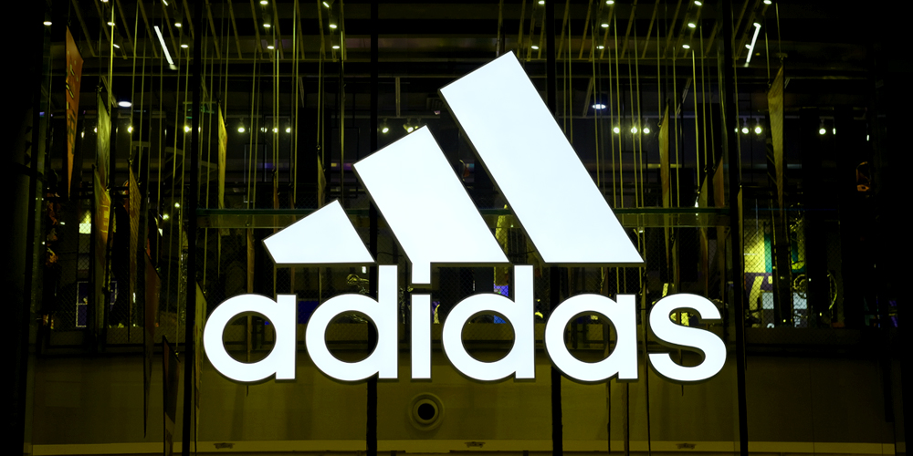 History of Adidas Logo